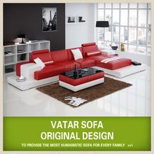 Pretty comfortable modern sectional sofa H2205C