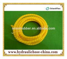 plastic hose guard/hydraulic hose protector