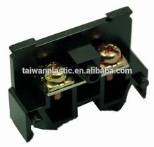 TA-020 20A Black Terminal Block High Voltage Cabinet Connectors