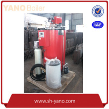 2 Sets 100kg/hr LPG Gas Fired Steam Boiler used in Food Production Machinery Industry