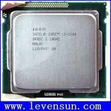 Hot sale Intel cpu i3-2100 (3M Cache, 3.10 GHz,1155LGA)