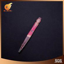 Sparkling manicure tweezers manufacturers(ET10758)