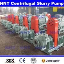 Rubber lined acid resistant slurry pump
