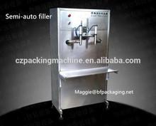 Wide-range(0.5L to 5L) Semi-auto Bottle Filler For Hand Soap / Paint