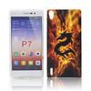 Hotsale phone accessory for huawei ascend p7 tpu cover