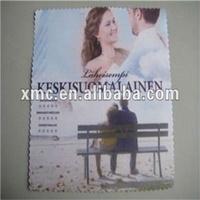 custom mens printed polyester handkerchief