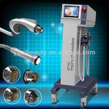 High quality micro needle fractional rf,Adjustable penetration depth&Adjustable RF treatment output energy