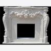 Russian villa interior decoration stone mbz036 indoor electricity fireplace