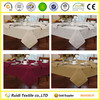 Wholesale Hotel Table Cloth Waterproof Table Cloth