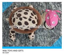 tortoise plush sea animal with kerchief