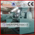 Briquetas máquina de la prensa / máquina de fabricación de briquetas para aserrín, La cáscara de arroz, Paja, Tallo