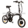 حار بيع ميني الكهربائية 16 بوصة سعر الدراجة( elbk-- 5)