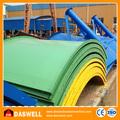 china de alta calidad 100 toneladas móvil del silo para la arena