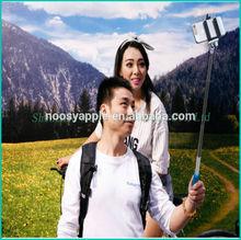 Newest wireless remote selfie camera shutter for iPhone, Samsung