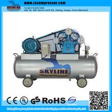 4 HP Three Cylinder Piston Type Belt Drive Handle Air Compressor