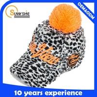 Sunny Shine wholesale Korean version fleece wool Cap Baseball Cap