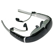 98inch Virtual Display full hd 1080p 3D Video Glasses with hdmi input for PCs, HD TV BOX, Blu ray dvd, PS4, Wii, Xbo