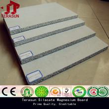 CE approval lightweight waterproof fireproof mgo wall panel