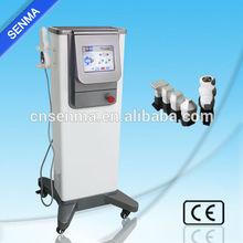 2014 anti-aging best ultrasonic rf vacuum face lifting machine