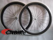 Hot 700 alloy carbon wheels 50mm clincher 20.5mm width full carbon fiber road racing bike Aluminum Brake Carbon wheelsets