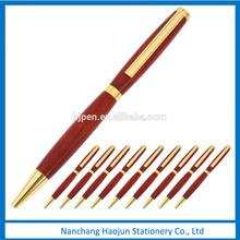 Artistic Eco-Friend Wooden ball pen