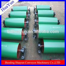 Q235 steel tube tail drum for steel coil handling equipment