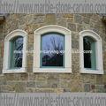 pedra janela janela soleiras de mármore para venda wss02