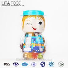 Happy Food Mini Gelatin to Latin America