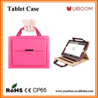 Factory Price leather case for 9.7 inch tablet pc