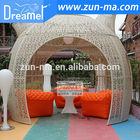 garden furniture outdoor plastic sofa giant inflatable sofa