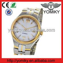 Top selling fashion quartz watch man stainless steel watch case 316l