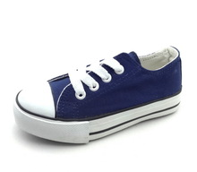 high class canvas elevator shoes for men
