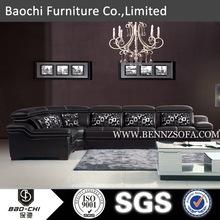 Baochi crazy kids furniture,living room rosewood sofa set,high stool A155