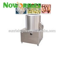 industrial potato peeling machine