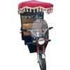 850w 48v 4+1 seats for passenger E-rickshaw