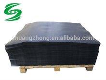 hohe Reißfestigkeit schwarz hdpe kunststoff trennblatt händler aus china shanghai