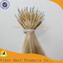 Hot Sale Fatory Supply Nano Bead Hair Extension /Nano Tip Hair Extensions/Nano Ring Hair Extensions
