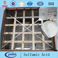 high quality 99.5% sulfamic acid sulphamic acid amidosulfonic acid