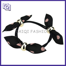 2014 Hot Sale Magnetic Hair Band ,Lovely Baby Hair Bands,Best Elastic Butterfly Knot Hair Band