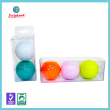 manufacturers cheap recycled custom wholesale plastic packaging box for golf ball