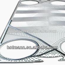 Spares, Stainless steel 316 plate, NBR gasket, EPDM gasket Vicarb V20