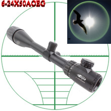 6-24X50AOEG Tactical and Huntting Riflescope