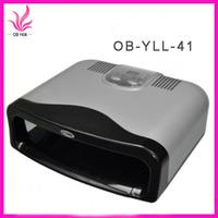 Portable 54w LED UV nail lamp for nail caring