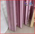 baratos espanha stripe cortina blackout tecido para cortinas da cozinha