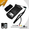 mobile phone pvc waterproof bag ;pvc waterproof phone case