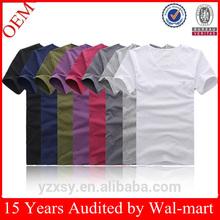 High Quality 2014 fashion wholesale t shirts cheap t shirts in bulk plain