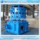 Hydro Turbines/All-In-One Pelton Hydro Turbines For Hydro Power Plant
