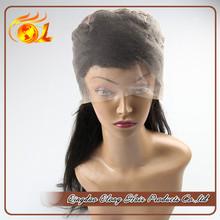 Hot sale super so long pincess black mohair doll wigs