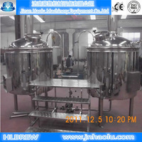 3BBL restaurant beer brewing equipment,small hotel used beer making system