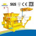 Qmy6-25 bloque que hace la máquina rápida venta de productos en el sur de áfrica